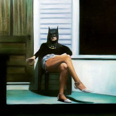 Batwoman en 'Summer Evening'