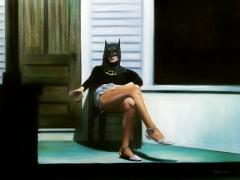 Batwoman en 'Summer Evening'